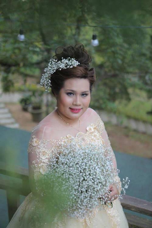 Đang yên đang lành lại chụp ảnh cưới, biểu cảm buồn nôn của cô dâu khiến dân mạng cười ngất-6