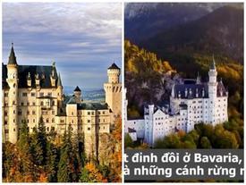 Lâu đài Đức tạo cảm hứng cho 'Người đẹp ngủ trong rừng' của Disney