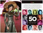 Hoa hậu H'Hen Niê được vinh danh trong danh sách '50 người phụ nữ ảnh hưởng nhất Việt Nam năm 2019'
