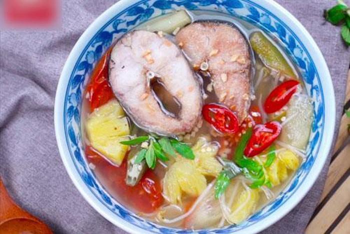 Clip: Bí quyết nấu canh chua cá lóc ngọt mát, ăn là ghiền-1