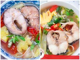 Clip: Bí quyết nấu canh chua cá lóc ngọt mát, ăn là ghiền