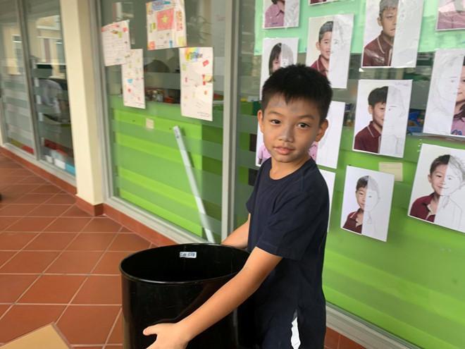 Con trai Cường Đô La - Hà Hồ lớn phổng phao, học giỏi, thích thể thao-8