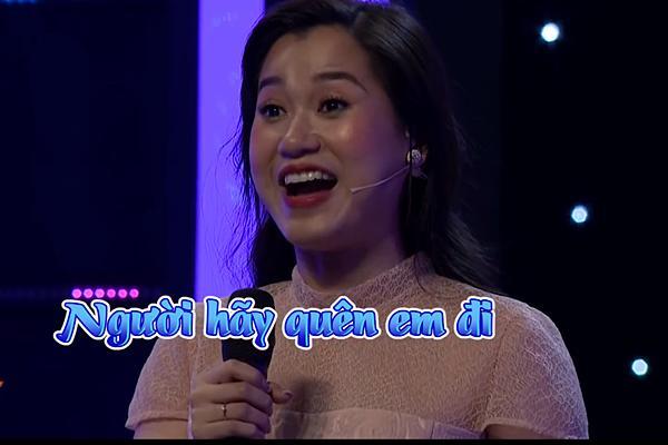 Tưởng Lâm Vỹ Dạ chỉ biết diễn hài, ai ngờ chuyên nghiệp như Trương Thế Vinh cũng điêu đứng khi nghe Vỹ Dạ cất tiếng hát-1