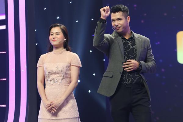 Tưởng Lâm Vỹ Dạ chỉ biết diễn hài, ai ngờ chuyên nghiệp như Trương Thế Vinh cũng điêu đứng khi nghe Vỹ Dạ cất tiếng hát-2