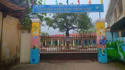 Thầy giáo bị tố dâm ô hàng loạt học sinh ở Bắc Giang được đồng nghiệp đánh giá là mẫu mực, hiền lành-1