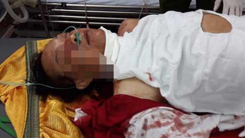 Chân dung ông thầy cúng cầm dao truy sát 4 người trong một gia đình rồi tự tử bất thành-1