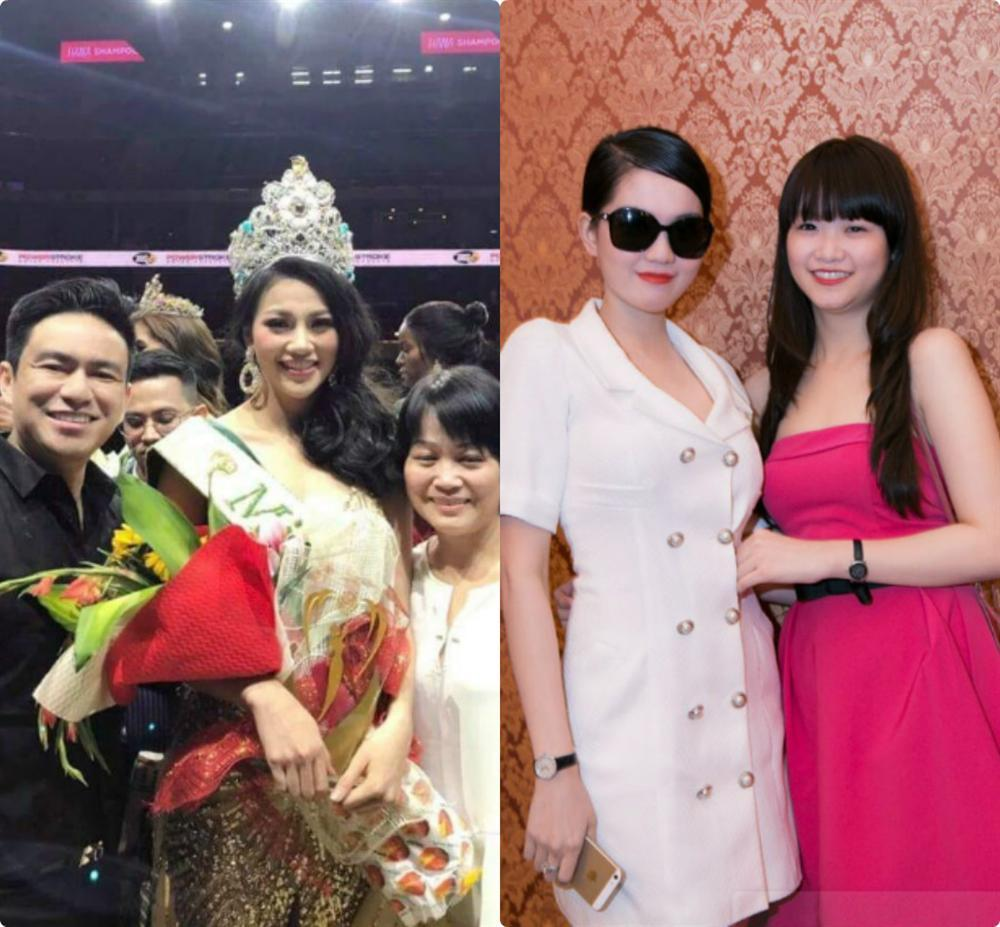 Hoa hậu Trái đất Phương Khánh bị nghi phẫu thuật thẩm mỹ vì phần mũi như kèn saxophone-11