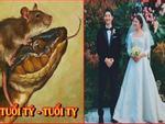 4 cặp con giáp cưới nhau là 'định mệnh', chết cũng chẳng xa nhau nửa bước, ly dị ắt cũng có ngày quay lạ