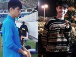 Thủ môn tân binh của CLB HAGL đẹp trai, 16 tuổi đã cao 1,88 m