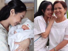 Sinh con gần 2 tháng, em gái Nhã Phương tiết lộ bị mẹ chồng lẫn mẹ đẻ bắt kiêng tắm, không cho uống nước lạnh