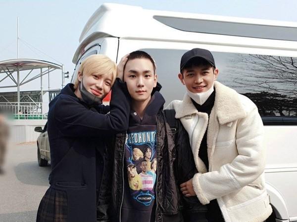 Sau khi G-Dragon bị chỉ trích, mỹ nam Vì sao đưa anh tới lại được khen hết lời trong quân ngũ-7