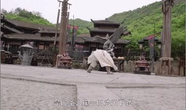 Khán giả la ó với những màn võ thuật quá nhây của Tân Ỷ Thiên Đồ Long Ký-2