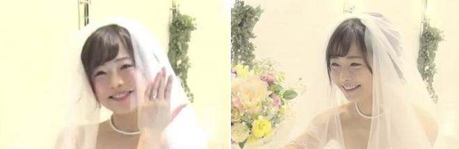 Diễn viên phim cấp 3 Nhật Bản tổ chức đám cưới với chính mình-3