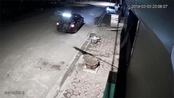 Cặp vợ chồng đi ô tô trộm đào lúc nửa đêm: 1 ngày sau, người vợ mang cây đến trồng lại vị trí cũ-2