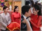 Đám cưới chưa rõ thật giả của Nam Em TÌNH CỜ có 3 chi tiết trùng hợp với đám cưới Trường Giang - Nhã Phương