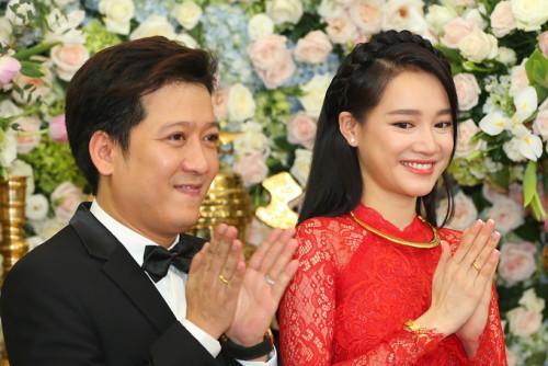 Đám cưới chưa rõ thật giả của Nam Em TÌNH CỜ có 3 chi tiết trùng hợp với đám cưới Trường Giang - Nhã Phương-3