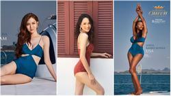 Chỉ 1 nụ cười và hất tóc trong vòng 10 giây, Hương Giang mặc bikini đẹp lấn át cả dàn thí sinh Miss International Queen 2019