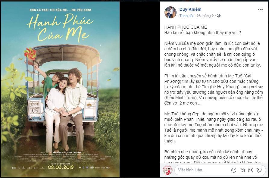 Trường Giang, Thu Trang và dàn sao Việt bật khóc sau khi xem phim của Cát Phượng - Kiều Minh Tuấn-4