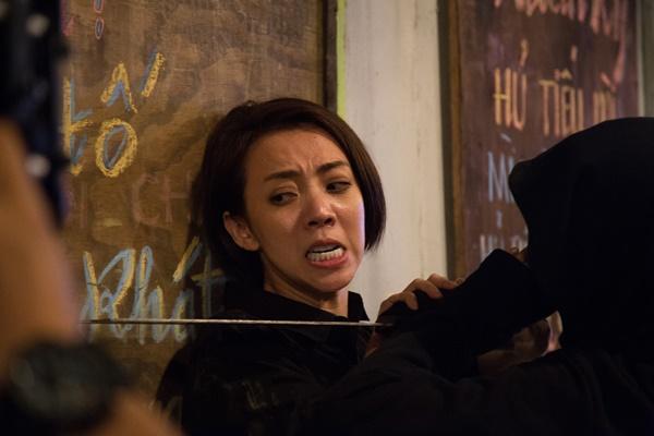 Chị Mười Ba Thu Trang gào khóc khi chứng kiến Tiến Luật bị ám sát-3