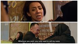 'Chị Mười Ba' Thu Trang gào khóc khi chứng kiến Tiến Luật bị ám sát