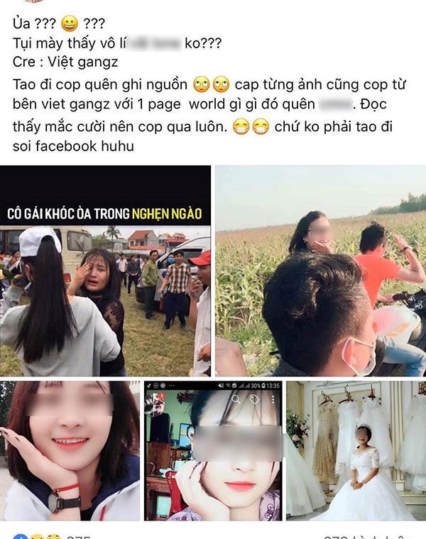 Từng hứa sẽ chờ đợi, cô gái Nghệ An gây hoang mang với ảnh mặc váy cưới khi bạn trai đi nghĩa vụ được 6 ngày-2