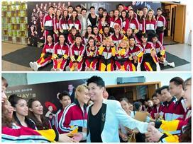 Lần đầu tiên ở Việt Nam có một nhóm nhảy 'chịu chơi' làm liveshow