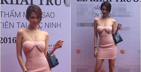 Phượng Chanel - Đoan Trang cứ mặc màu hồng là dân tình lại la ó-1