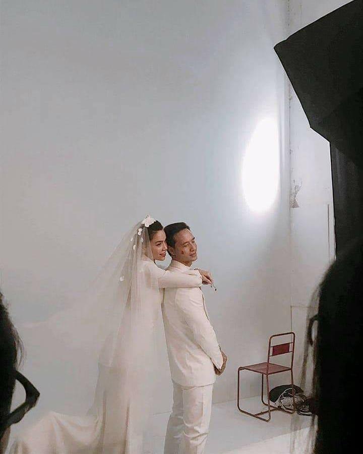 Rò rỉ hậu trường chụp ảnh cưới của Kim Lý - Hồ Ngọc Hà, ai nấy đều phải khen: Quá đẹp đôi-1