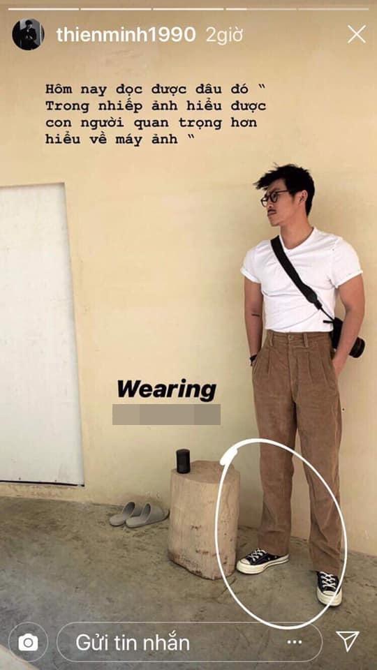 Trai đẹp đã hiếm thì chớ, thánh sến Trần Quang Đại - Thiên Minh lại còn liên tục ton-sur-ton tình tứ khiến fan cứ thon thót giật mình-2