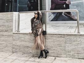 Khoe phong cách 'hổ báo cáo chồn' không phải dạng vừa, Nhật Lê lại nhận về lời chỉ trích chẳng liên quan