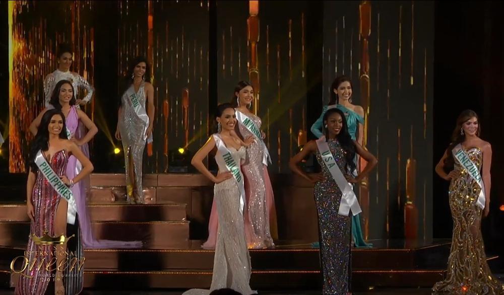 Chọn sai trang phục, may thay Nhật Hà gỡ gạc bằng pha xoay váy điệu nghệ tại bán kết Hoa hậu Chuyển giới 2019-7