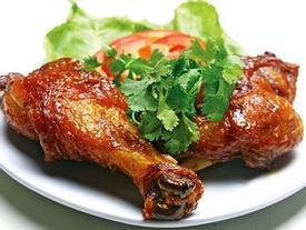 Tối nay ăn gì: Đùi gà chiên bơ tỏi