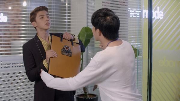 Lan Ngọc đề nghị B Trần trở thành anh trai mưa của mình trong tập 25 Mối Tình Đầu Của Tôi-3
