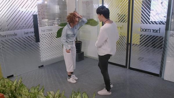 Lan Ngọc đề nghị B Trần trở thành anh trai mưa của mình trong tập 25 Mối Tình Đầu Của Tôi-6