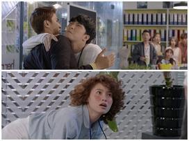 Lan Ngọc đề nghị B Trần trở thành 'anh trai mưa' của mình trong tập 25 'Mối Tình Đầu Của Tôi'