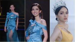 Dân mạng kết tội Hương Giang 'đem con bỏ chợ' khi bỏ mặc Nhật Hà chịu cảnh 'váy xấu giày rách' trên sân khấu Hoa hậu Chuyển giới