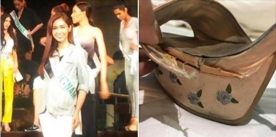 Dân mạng kết tội Hương Giang đem con bỏ chợ khi bỏ mặc Nhật Hà chịu cảnh váy xấu giày rách trên sân khấu Hoa hậu Chuyển giới-5