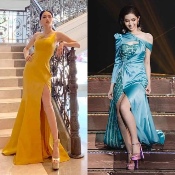 Dân mạng kết tội Hương Giang đem con bỏ chợ khi bỏ mặc Nhật Hà chịu cảnh váy xấu giày rách trên sân khấu Hoa hậu Chuyển giới-10
