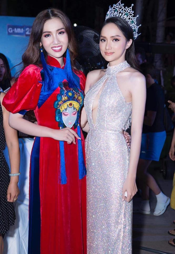 Dân mạng kết tội Hương Giang đem con bỏ chợ khi bỏ mặc Nhật Hà chịu cảnh váy xấu giày rách trên sân khấu Hoa hậu Chuyển giới-9