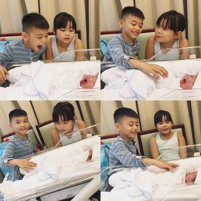 Sinh con thứ 4 gần 3 tháng, Hằng Túi bất ngờ nổi lửa dân mạng khi tiết lộ giao ước chăm con chung, con riêng với chồng mới-4
