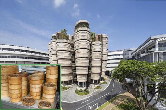 4 công trình đồ ăn thú vị ở Singapore-3