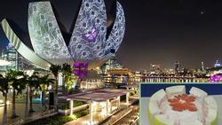 4 'công trình đồ ăn' thú vị ở Singapore