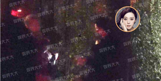 Phạm Băng Băng bị bắt gặp ôm hôn người đàn ông lạ mặt-4