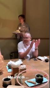 Ô HAY: Sinh nhật mẹ Kỳ Duyên không có hội chị em thân thiết nhưng phải có Minh Triệu, sang tận Singapore vẫn cứ phải dính vào nhau-1