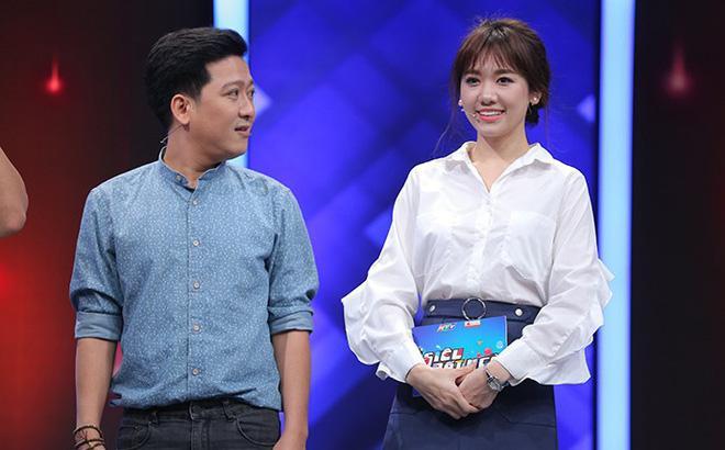 Hari Won tố Trường Giang bài xích, đùa cợt đến mức khiến Hân hoa hậu phải bỏ làm MC-2