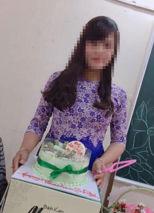 Cận cảnh nhan sắc cô giáo bị chồng tố vào khách sạn với học sinh: Trong phòng có bao cao su, áo ngực chưa kịp mặc-4