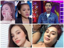 Bộ sưu tập những 'gương mặt lạ lẫm' tuần qua gọi tên MC Nguyên Khang - Lâm Khánh Chi - Phạm Hương