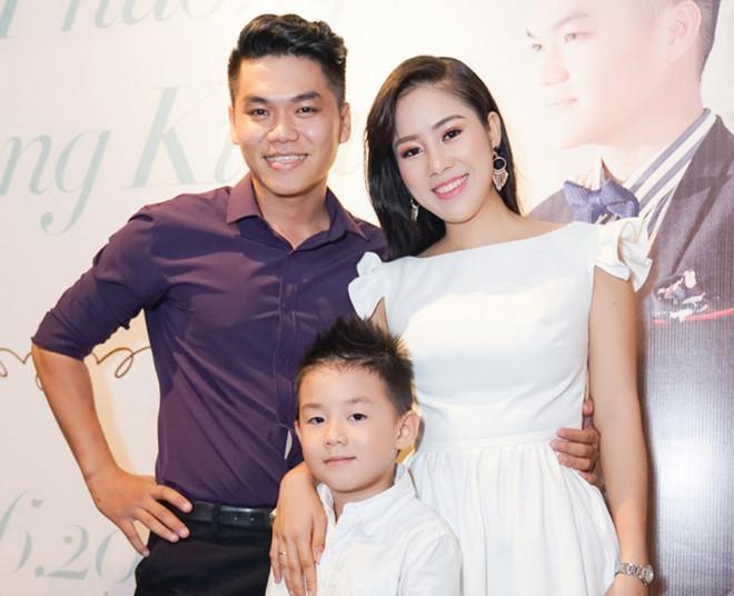 Lê Phương kể về những ngày lao vào kiếm tiền khi sinh con trai Cà Pháo-2