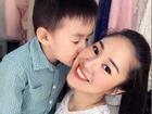 Lê Phương kể về những ngày lao vào kiếm tiền khi sinh con trai Cà Pháo