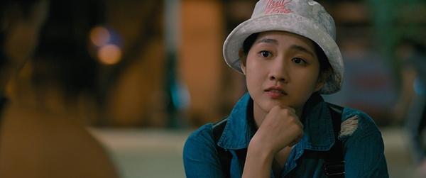 Hot girl trà sữa Kiều Trinh hẹn hò cùng nam thần The Face Xuân Phúc trong phim ngôn tình-1